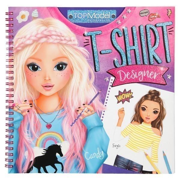 TOPModel T-Shirt Ontwerper Candy