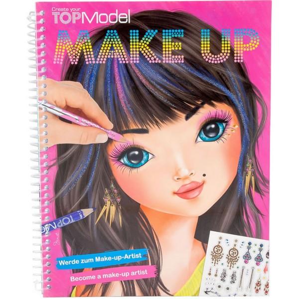 TOPModel Make-up Ontwerper Janet