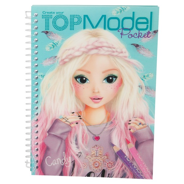 TOPModel 3D Pocket Ontwerper Nadja