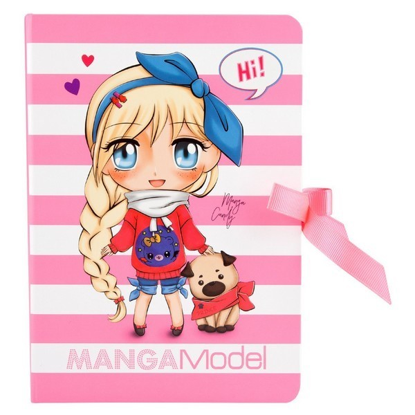 MANGAModel Notities Candy