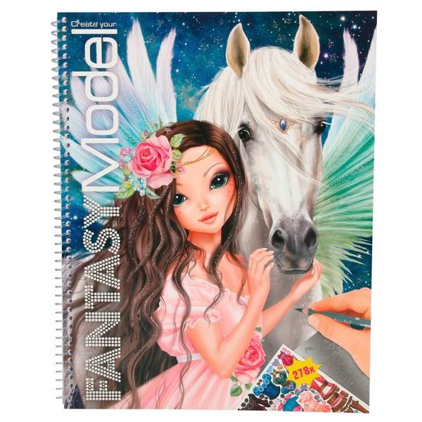 FANTASYModel Design Tekenboek Pegasus