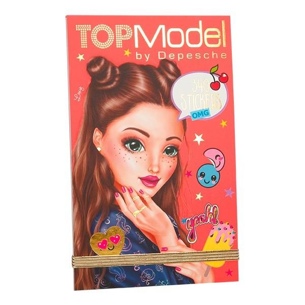 TOPModel Stickerboekje Lexy