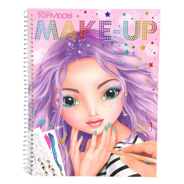 TOPModel Make-up Ontwerper Lexy