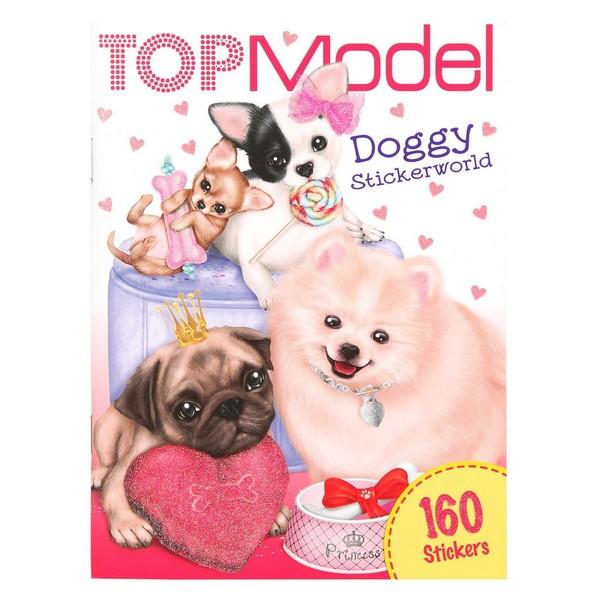 TOPModel Doggy Stickerwereld Snoepjes
