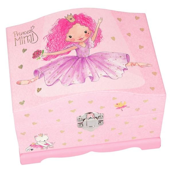 Princess Mimi juwelendoos met licht