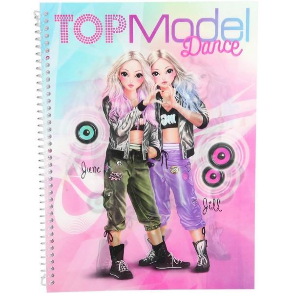 TOPModel DANCE Ontwerper June & Jill
