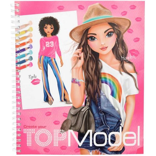 TOPModel Design Tekenboek Nyela