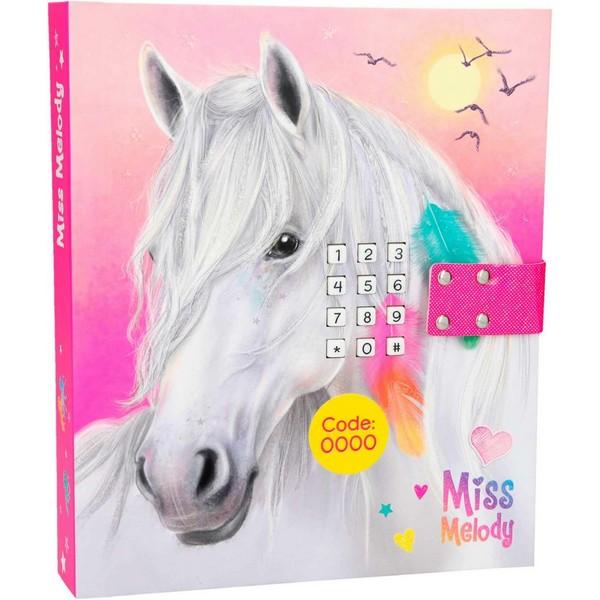 Miss Melody Dagboek met muziek Dream