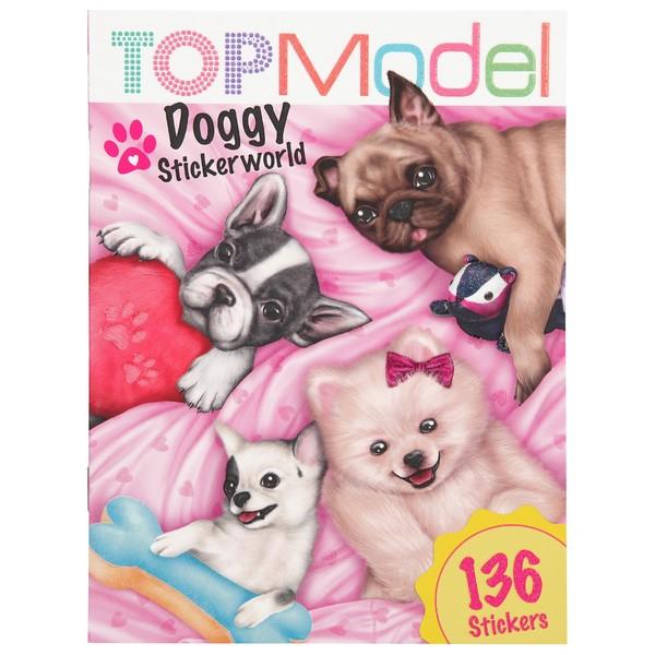 TOPModel Doggy Stickerwereld Knuffels