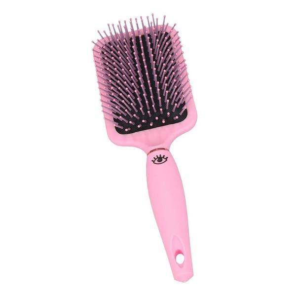 J1MO71 Haarborstel Roze