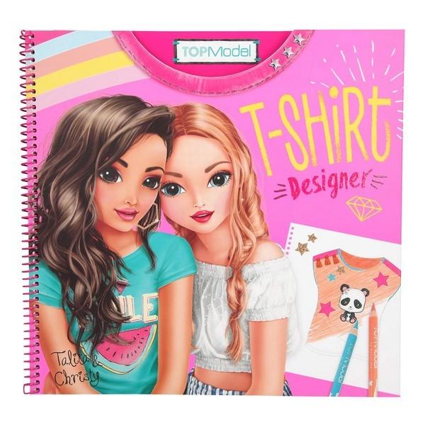 TOPModel T-Shirt Ontwerper Talita & Christy