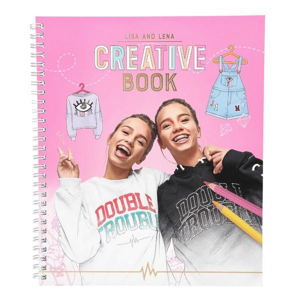 J1MO71 Creatieboek