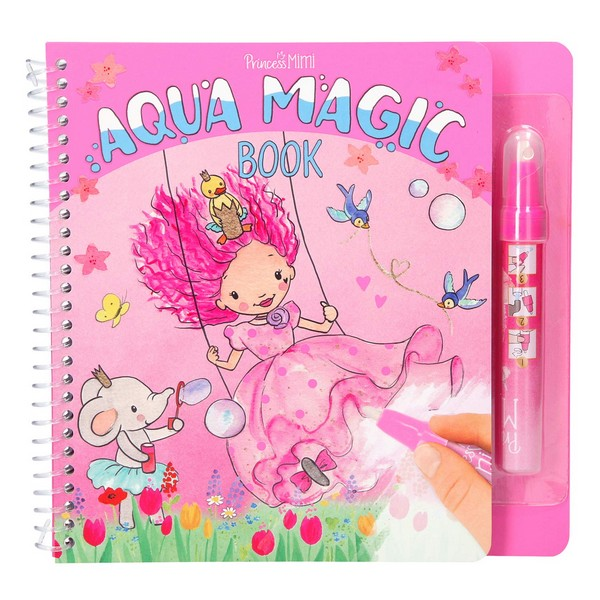 Princess Mimi Aqua Magic boek