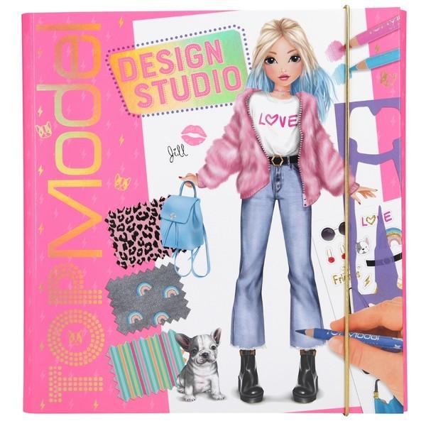 TOPModel Glamour Design Studio Jill