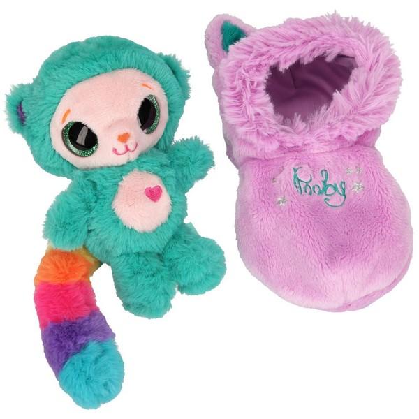 Minimoomi knuffel baby Pooby (16 cm)
