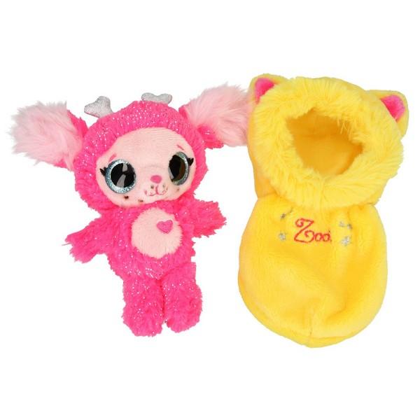 Minimoomi knuffel baby Zooi (16 cm)