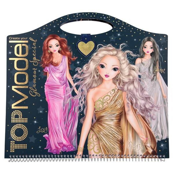 TOPModel Glamour Special Nadja