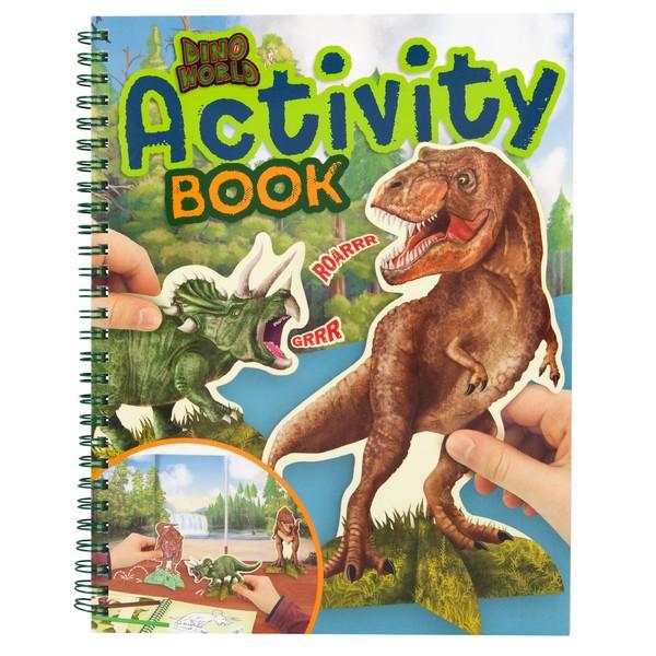 Dino World Activiteitenboek
