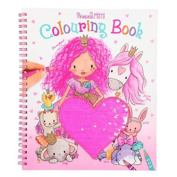 Princess Mimi Kleurboek Love