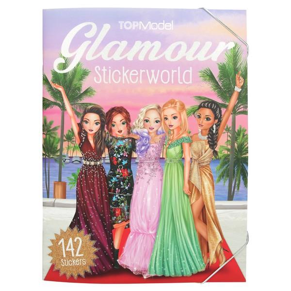 TOPModel Stickerwereld Glamour