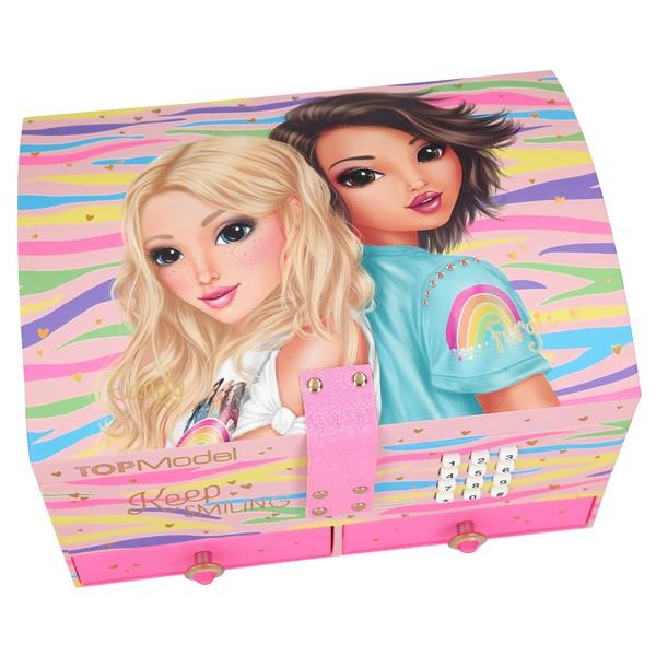 TOPModel Juwelendoos met muziek Candy & Fergie