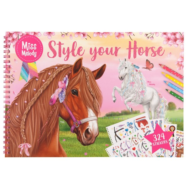 Miss Melody Style Your Horse Pelly