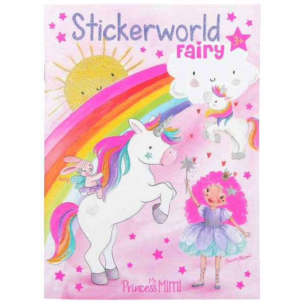 Princess Mimi Stickerwereld Fairy