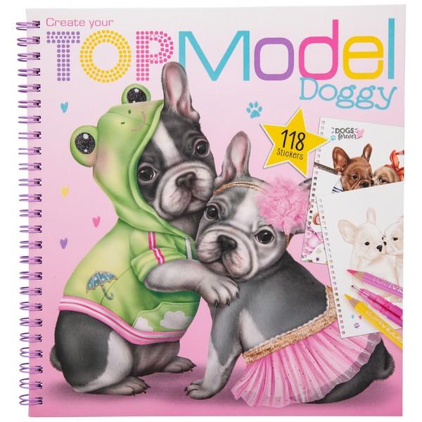 TOPModel Create your Doggy