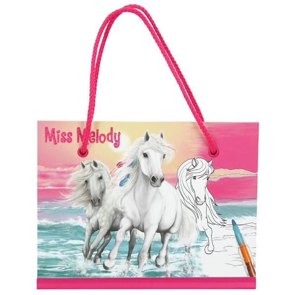 Miss Melody Handtas Kleurboek