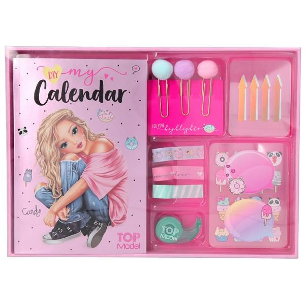 TOPModel Maak je eigen Kalender