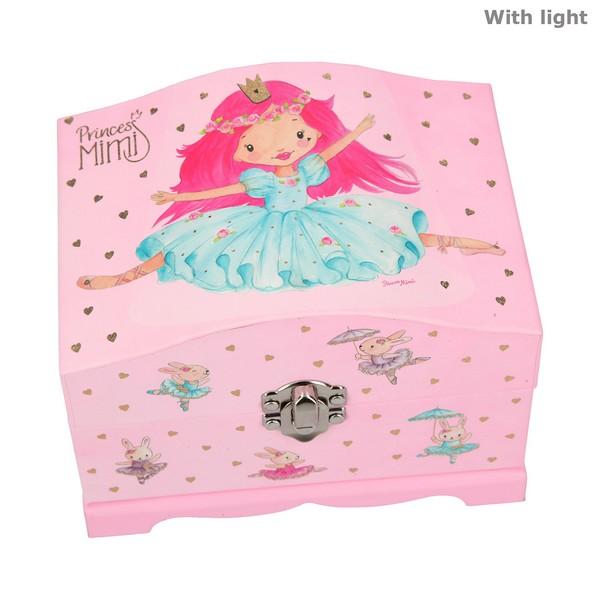Princess Mimi Juwelendoosje met licht