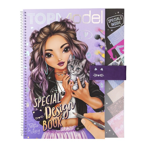 TOPModel Special Design Boek