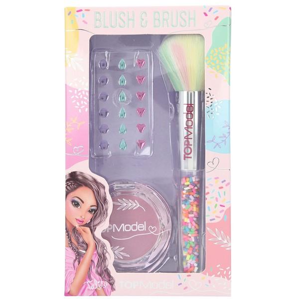 TOPModel Make-up set Blush & Brush