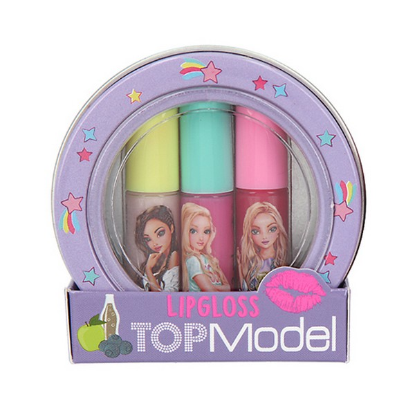 TOPModel Lipgloss Set Lila
