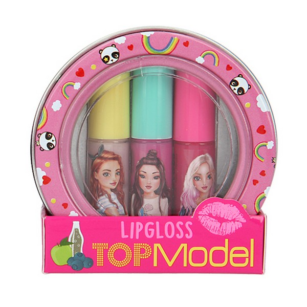 TOPModel Lipgloss Set Roze