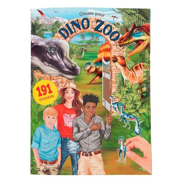 Dino World Maak je eigen dino-zoo
