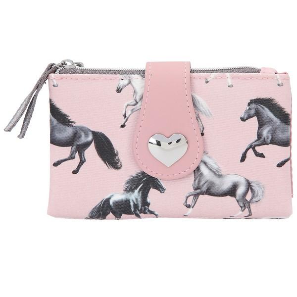 Miss Melody Portemonnee Lovely Horses