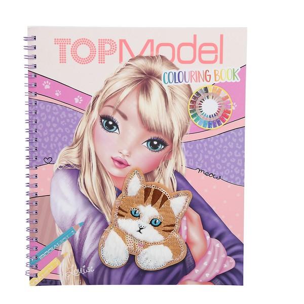 TOPModel Kleurboek Louise