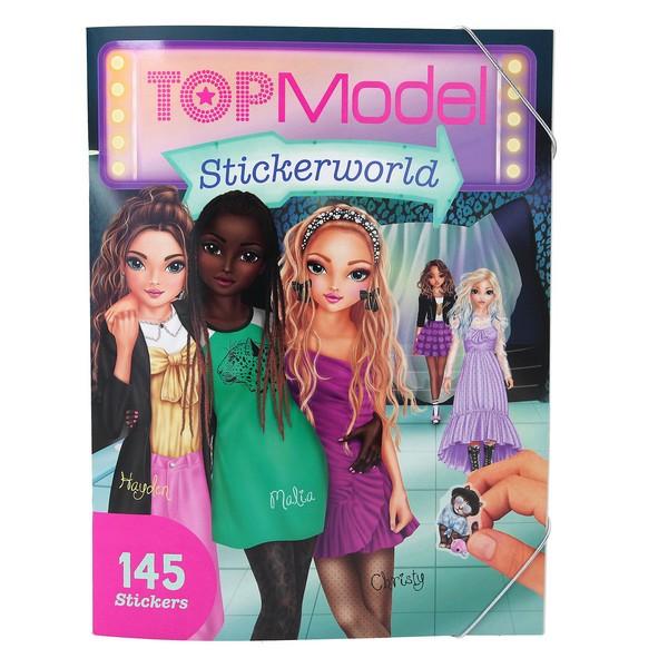TOPModel Stickerwereld Hayden, Malia & Christy
