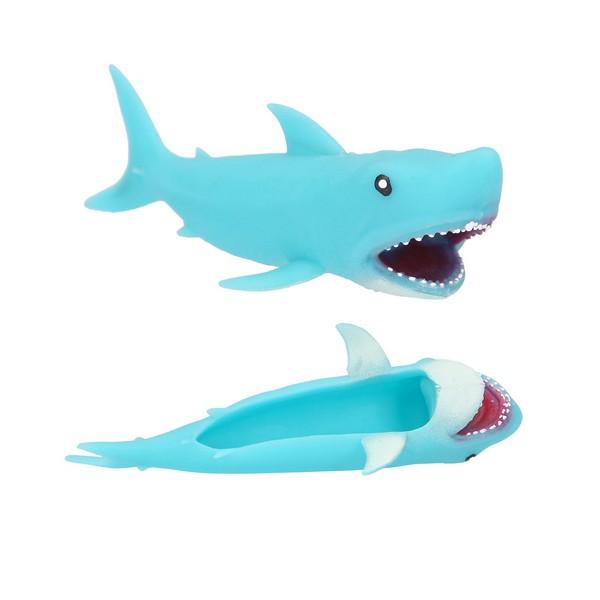 Dino World Vliegende Haai Lichtblauw