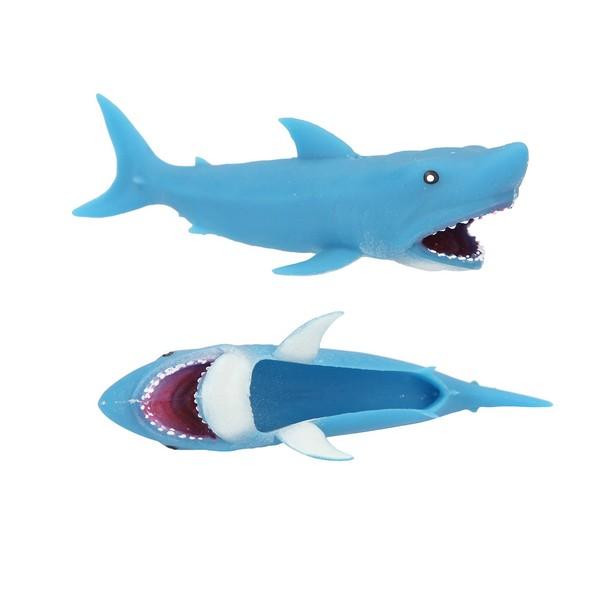 Dino World Vliegende Haai Blauw