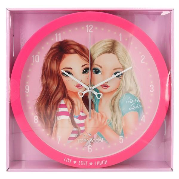 TOPModel Wandklok Lexy & Louise