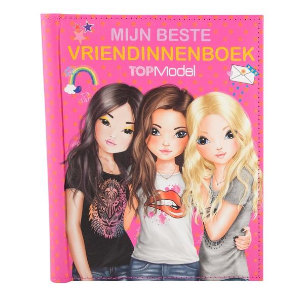 TOPModel Mijn Beste Vriendinnenboek