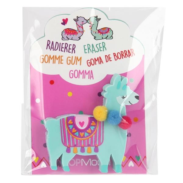 TOPModel Alpaca Gum Blauw