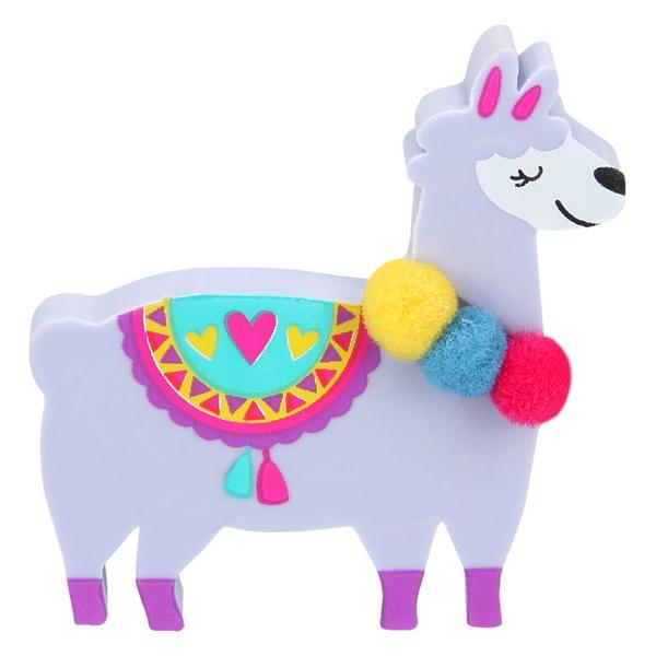 TOPModel Alpaca Gum Lila