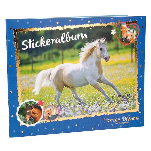 Horses Dreams Stickeralbum