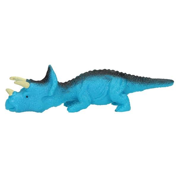 Dino World Vliegende Dino Triceratops Blauw