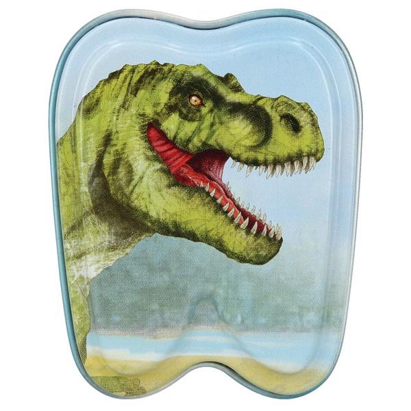 Dino World Tandendoosje T-Rex Groen