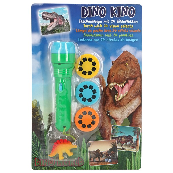 Dino World Zaklantaarn