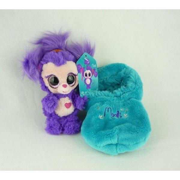 Minimoomi knuffel baby Mooli (15/18 cm)